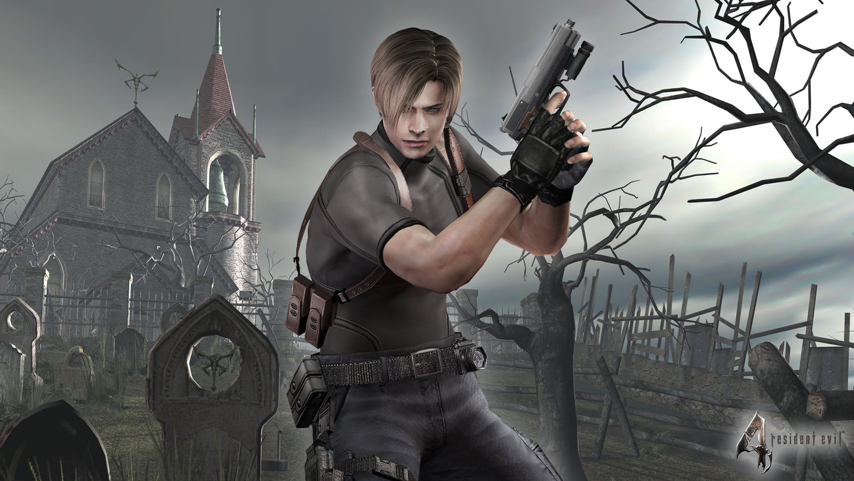 НаNintendo Switch выпустят еще три части Resident Evil