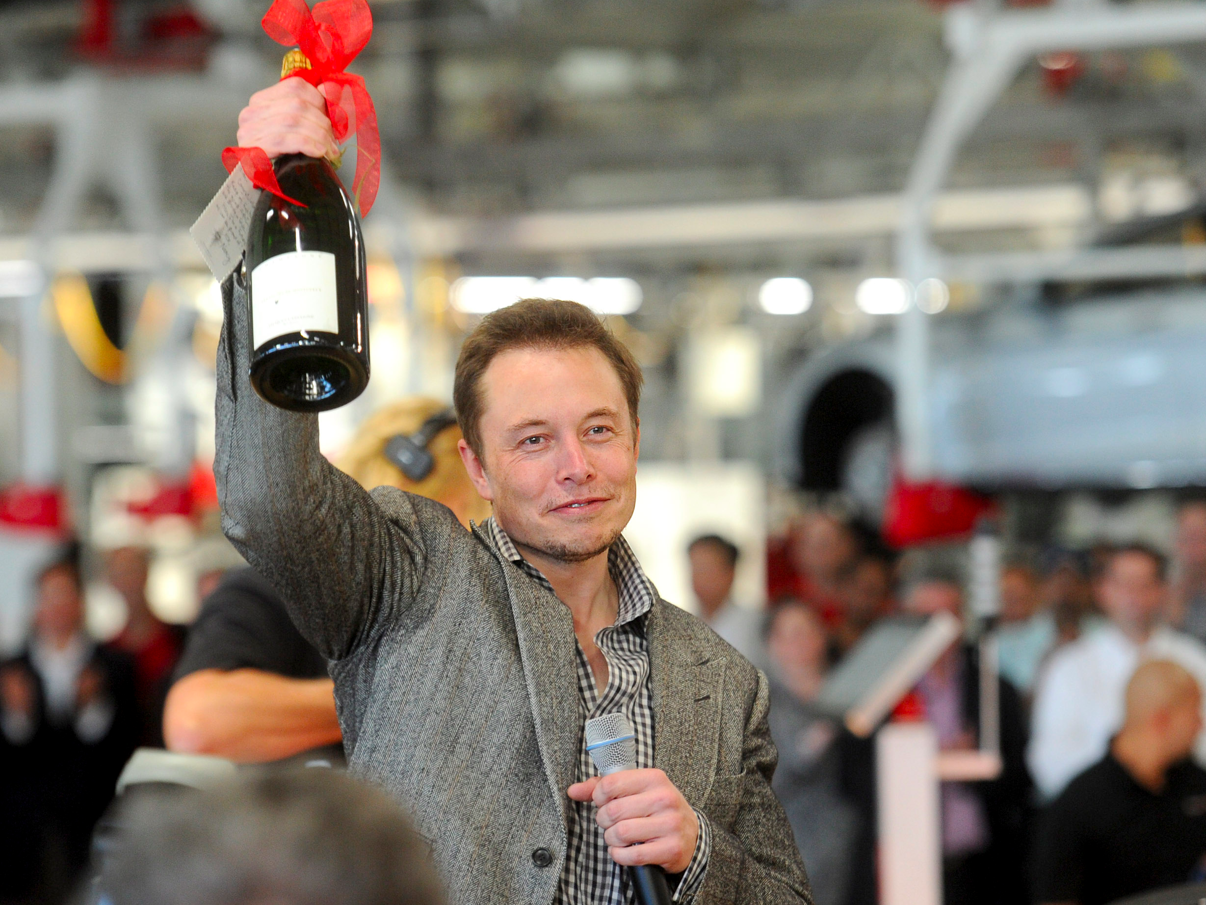 Morgan Stanley: Tesla and SpaceX merge into one company to