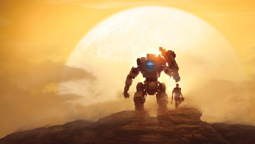 Количество игроков в Titanfall 2 выросло на 750% после большой скидки и отсылки в Apex Legends