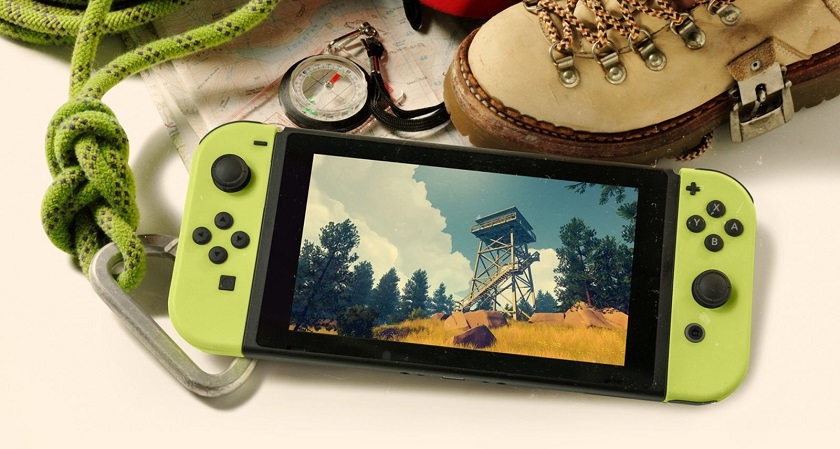 Стала известна точная дата выхода Firewatch на Nintendo Switch
