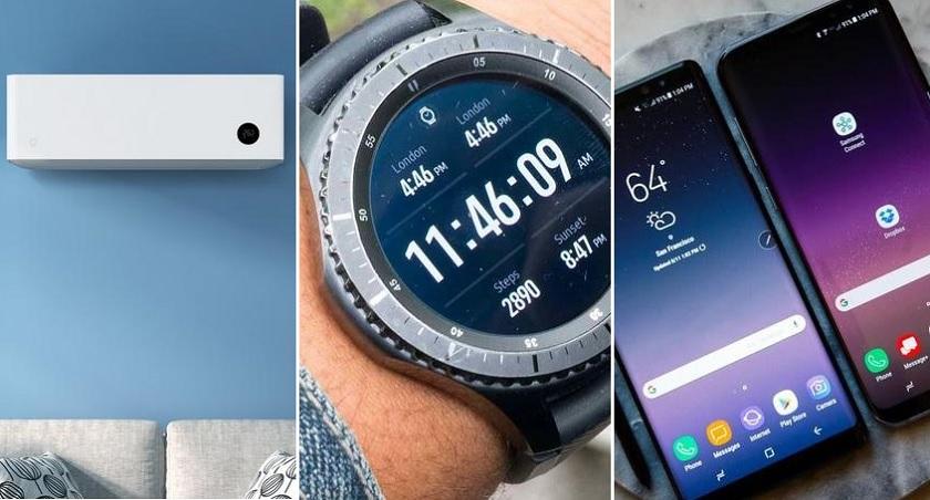Итоги недели: раскрыты цены Galaxy Note 9, Xiaomi представила кондиционер и смартфоны Meizu 16 зарегистрированы в 3С