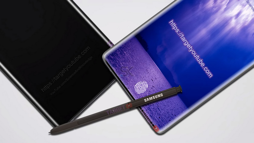 Battery Samsung Galaxy Note 9 will be more powerful than Note 8