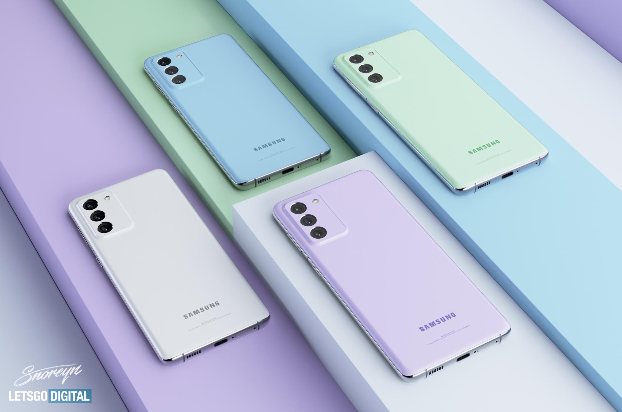 Galaxy S21 FE появился на официальном сайте Samsung: анонс уже скоро