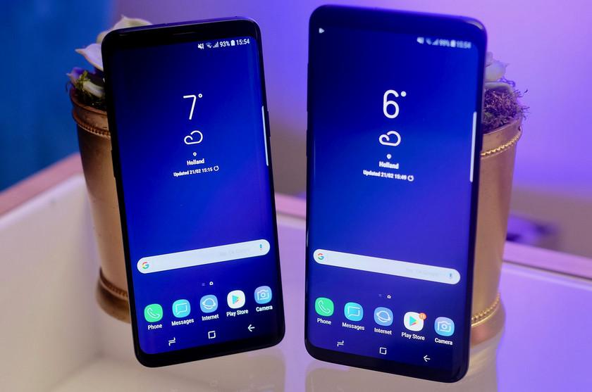 Эксперт: Samsung продаст только 30 миллионов Galaxy S9 и S9+ в этом году