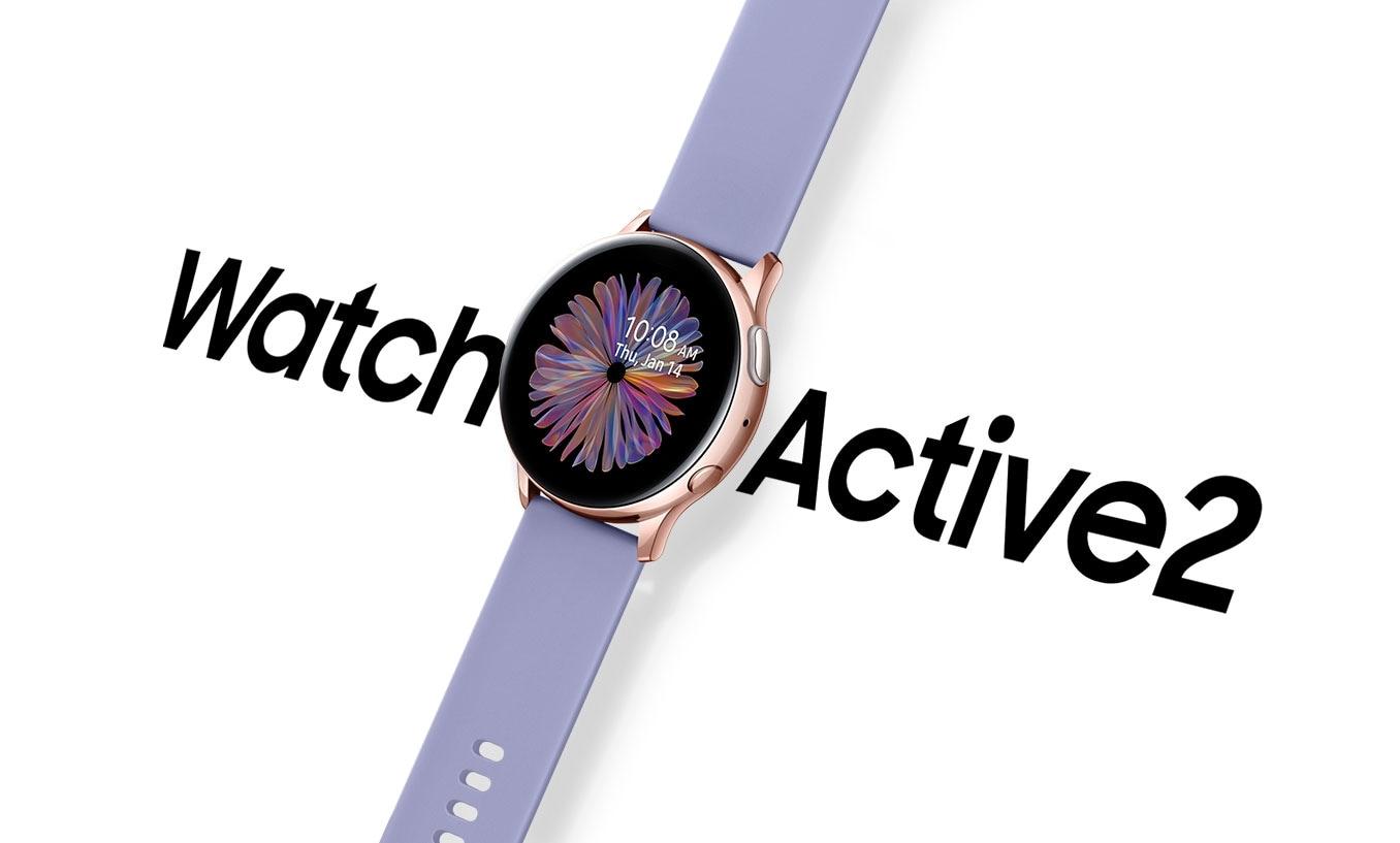 Samsung Galaxy Watch Active 2 получили крупное обновление ПО: рассказываем что нового и когда ждать OTA