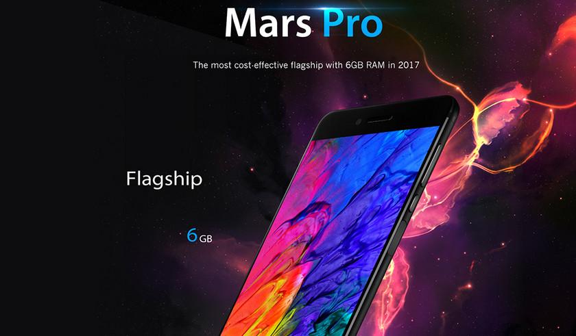 774ab36bb999 На GearBest продолжается предзаказ на Vernee Mars Pro, один из самых  доступных смартфонов с 6 ГБ оперативной памяти, а кроме того, в магазине  появился дрон ...