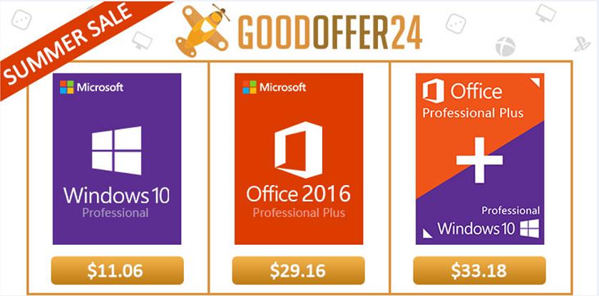 [на правах рекламы] Windows 10 Pro за $11.89: лучшая операционная система Windows