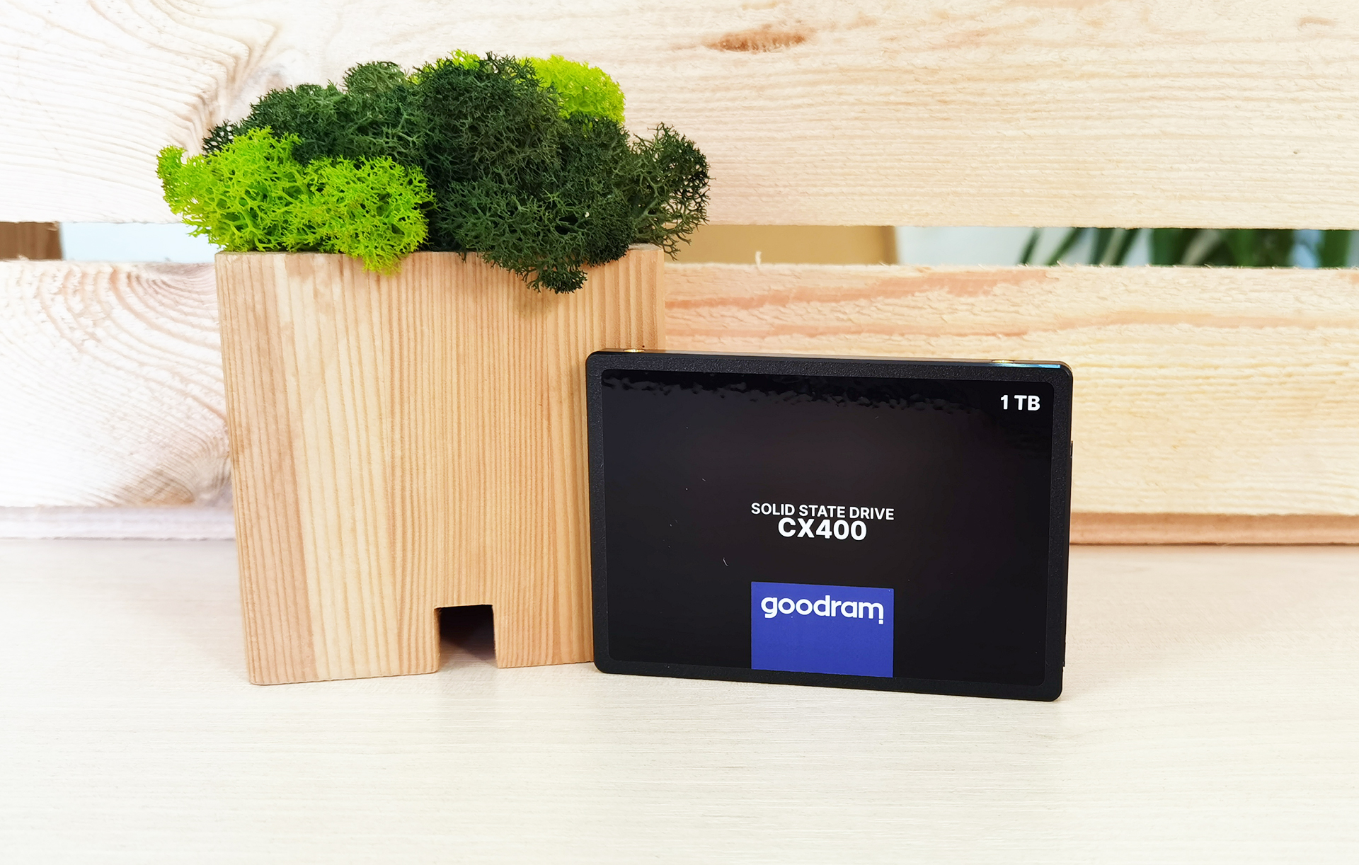 Обзор Goodram CX400 1 ТБ: доступный массовый SSD в классическом 2.5-дюймовом форм-факторе
