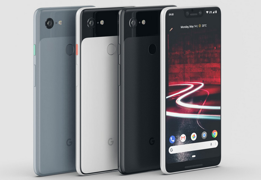 Google Pixel 3 XL c 4 ГБ оперативной памяти засветился в Geekbench