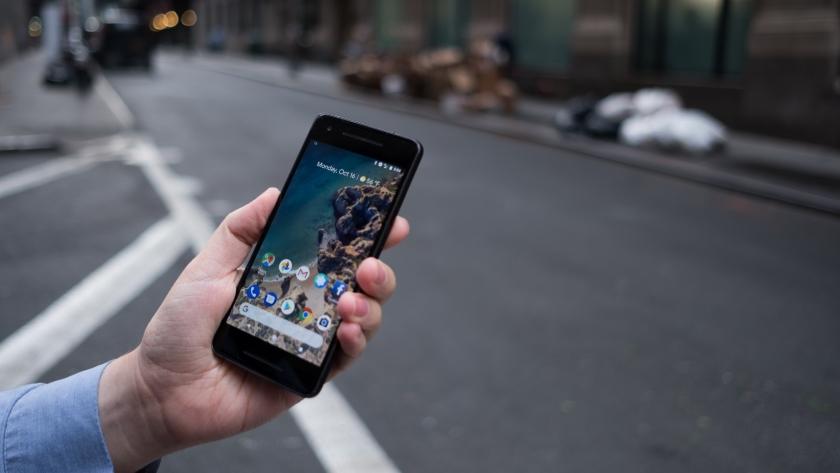 Google работает над мобильным устройством с чипом Snapdragon 710