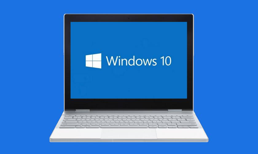 Внезапно: Google хочет запустить Windows 10 на хромбуке Pixelbook
