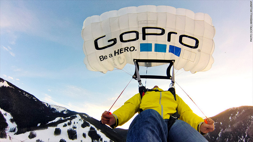 Suddenly: Xiaomi can buy GoPro