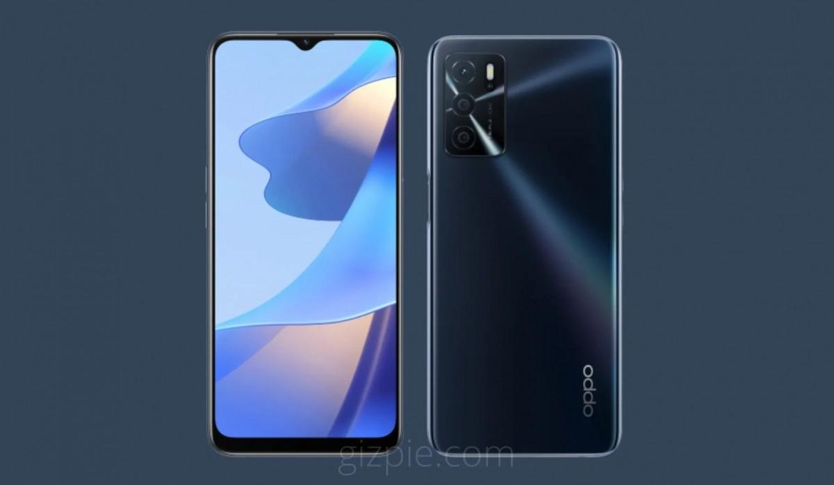 OPPO представит недорогой смартфон с 50-МП камерой, Android 11 и Helio G35