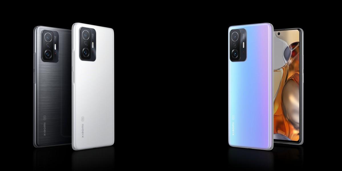 Xiaomi 11T Pro  Snapdragon 888, 120-Гц дисплей AMOLED, 108-Мп камера и 120-Вт зарядка HyperCharge за 17 минут по цене от 649