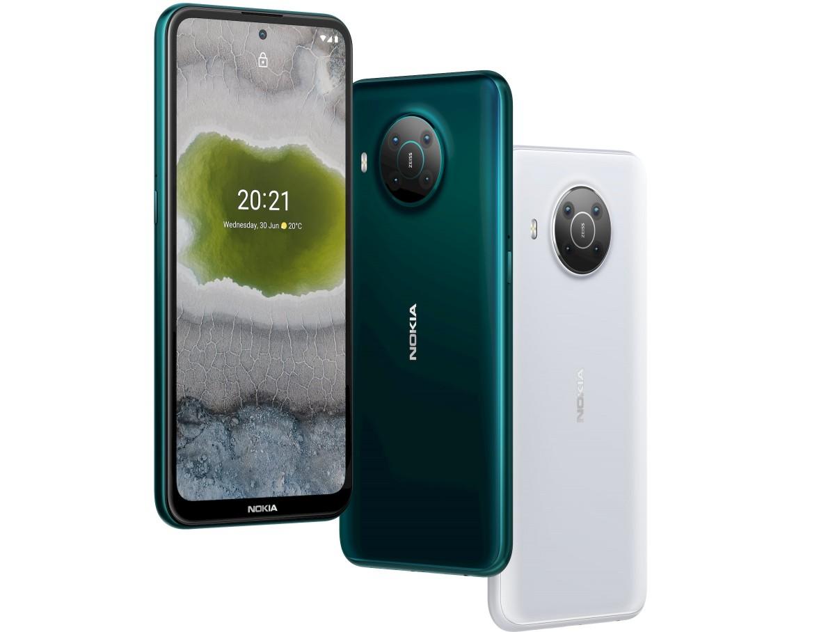 Nokia X10 и Nokia X20: 5G-смартфоны с процессором Snapdragon 480 и завышенными ценниками