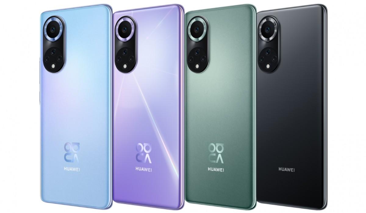 Huawei nova 9 Pro  Snapdragon 778G, зарядка 100-Вт, две 32-МП камеры для селфи и экран OLED 120 Гц по цене от $540