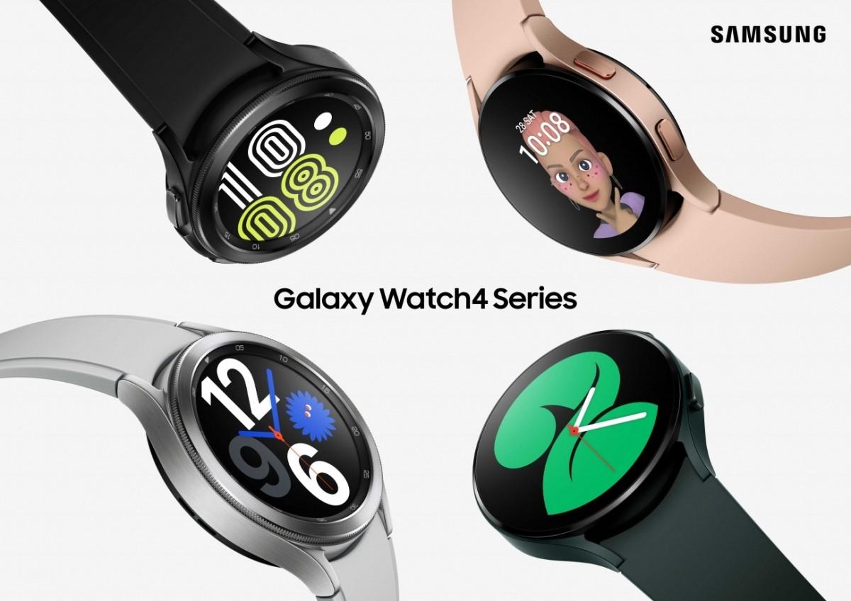Samsung представила смарт-часы Galaxy Watch 4 и Galaxy Watch 4 Classic с 5-нм чипом Exynos W920 и Wear OS