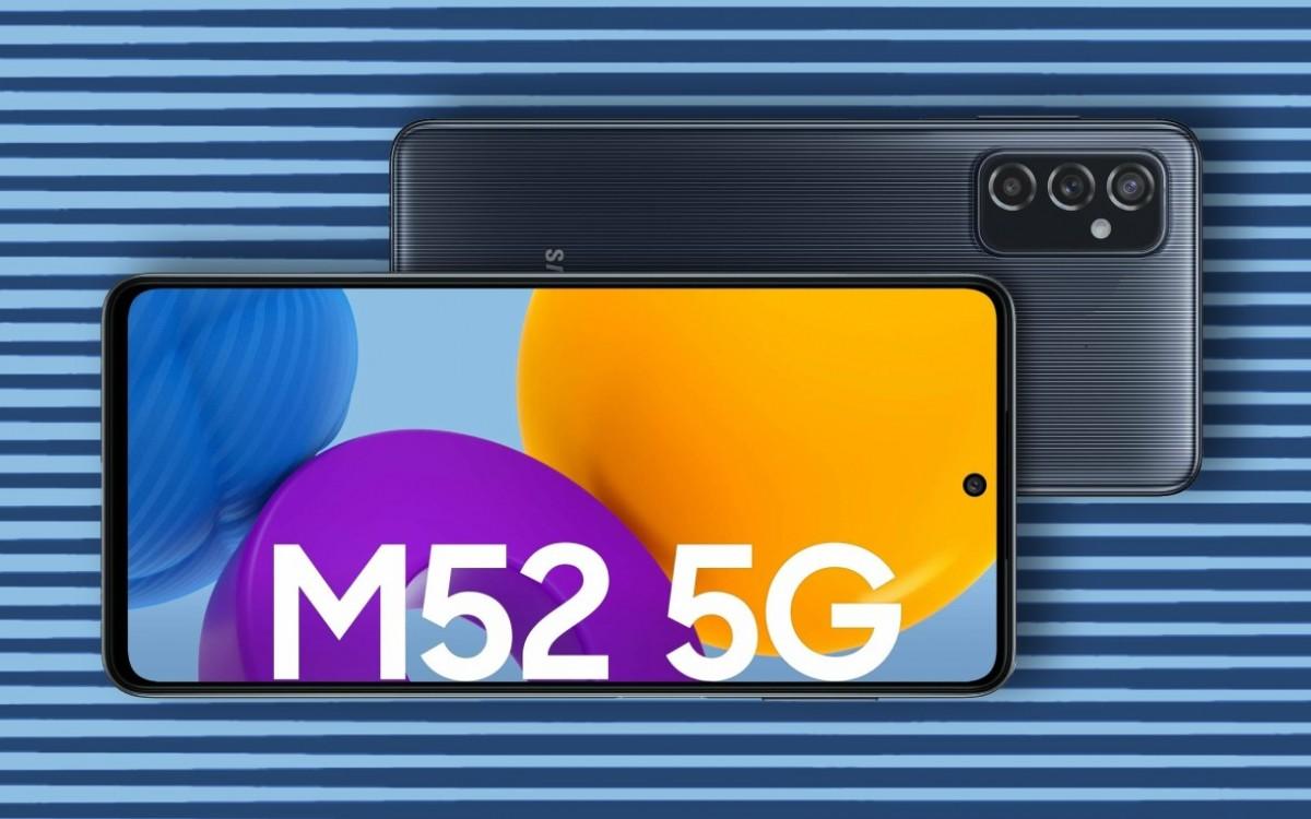 Достойный конкурент Xiaomi 11 Lite 5G NE  стала известна цена Samsung Galaxy M52 5G