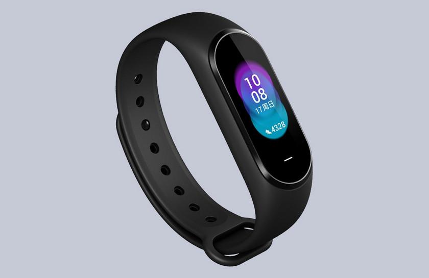 Xiaomi представила фитнес-браслет Hey+ Band с NFC за $34