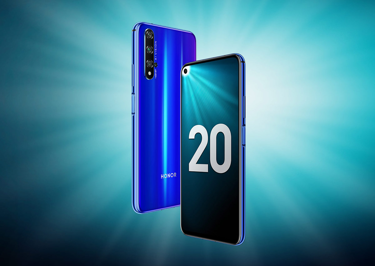 Huawei готовит компактный флагман Honor 20S с 5,5-дюймовым дисплеем и SoC Kirin 810