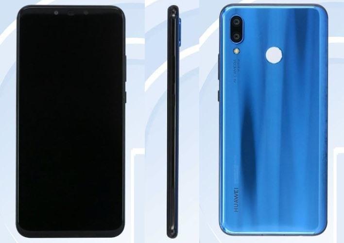 Первые фото Huawei Nova 3: «бровь» или не «бровь» — вот в чём вопрос
