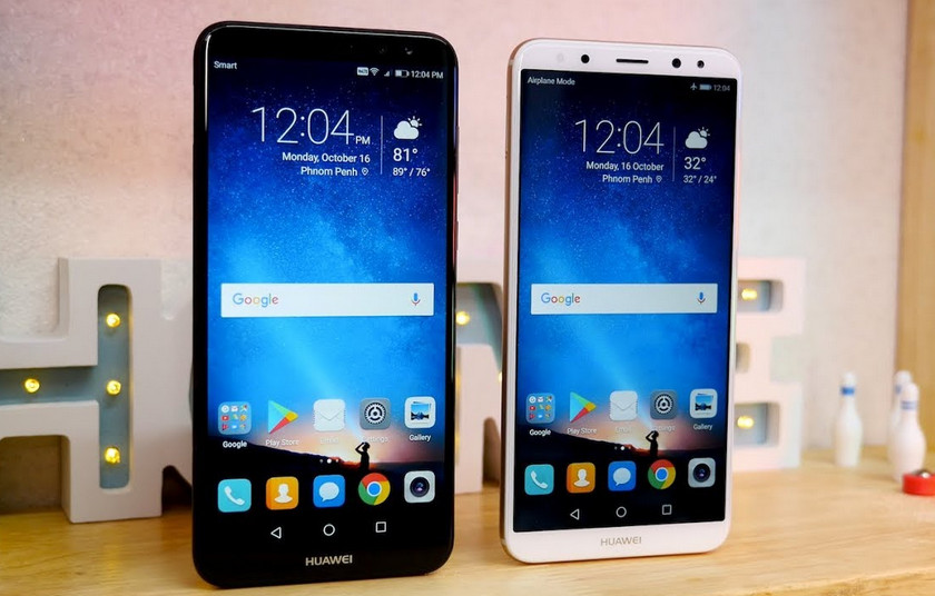 Called Huawei smartphones, which will get Android 8 0 Oreo