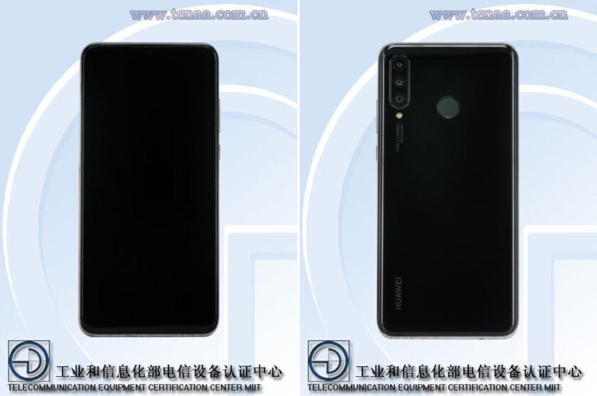 TENAA показала как будет выглядеть Huawei P30 Lite