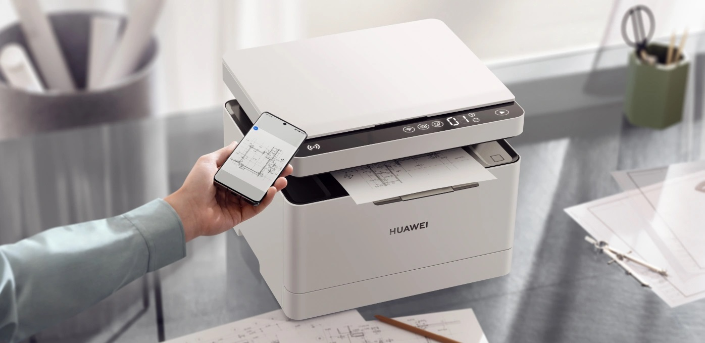 Huawei PixLab X1: первый принтер компании на базе HarmonyOS за $300