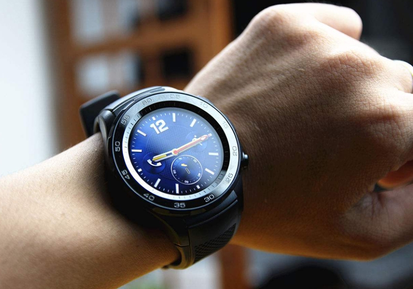In the network, the characteristics and renderers of Huawei Watch 2 (2018)