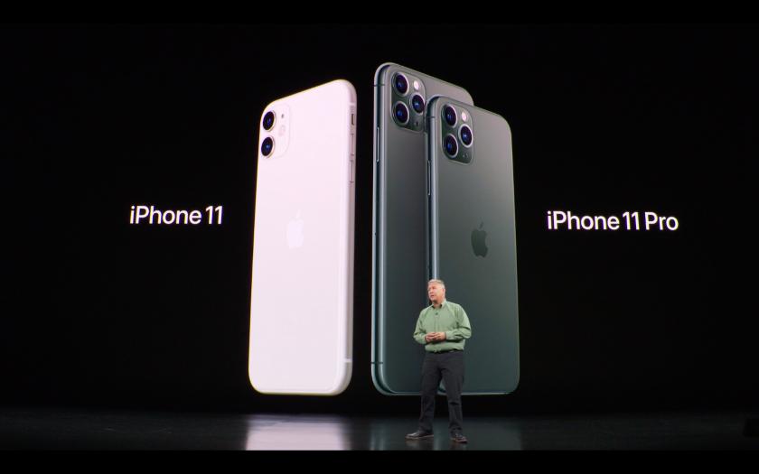 Какую «начинку» получили iPhone 11, iPhone 11 Pro и iPhone 11 Pro Max