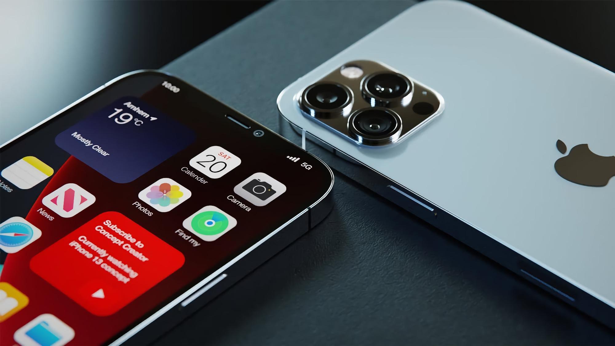 Больше, чем у iPhone 12: сертификация раскрыла ёмкости батарей линейки смартфонов iPhone 13
