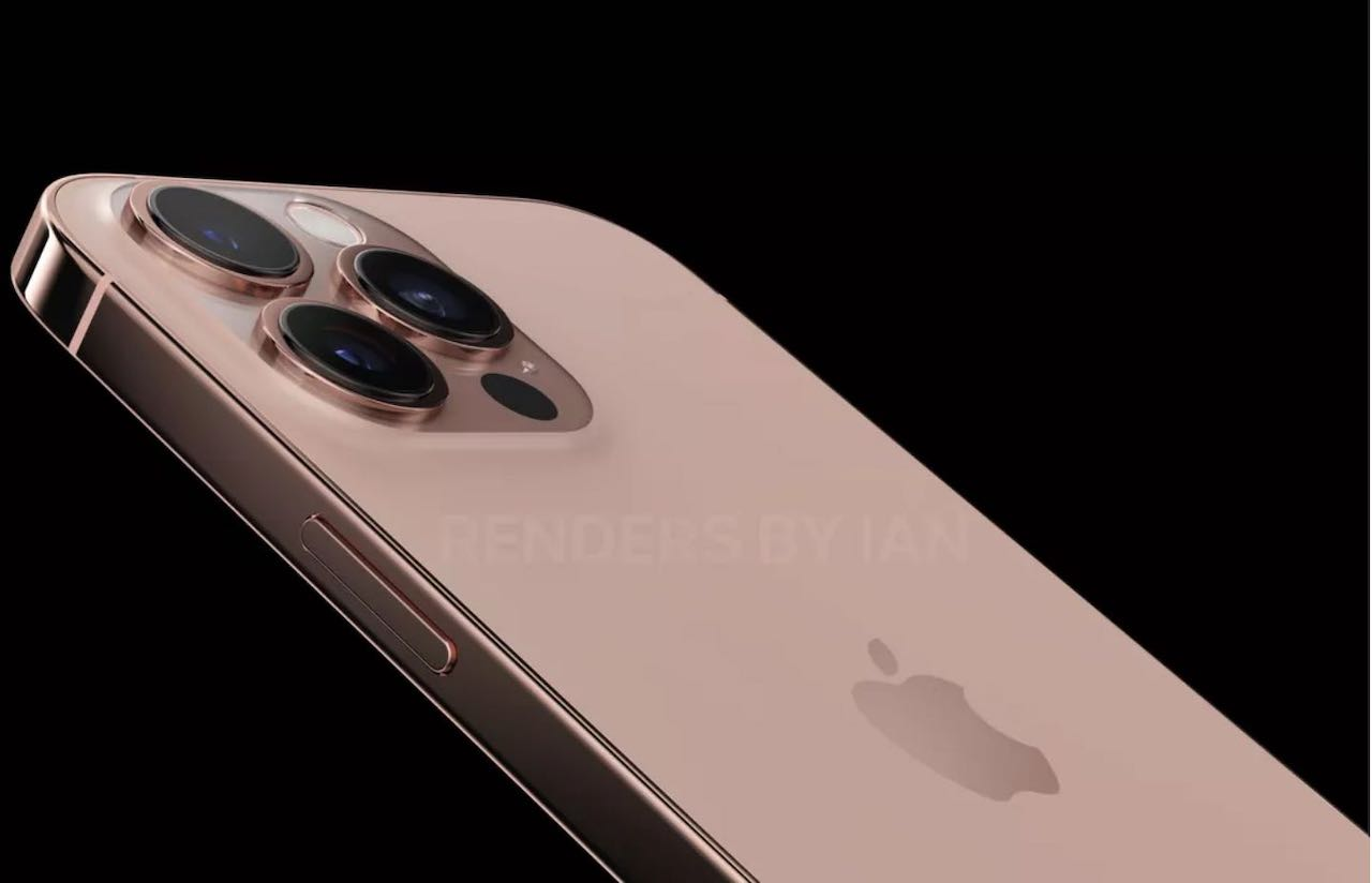 Слухи: iPhone 13 будет первым смартфоном Apple с 1 ТБ хранилища