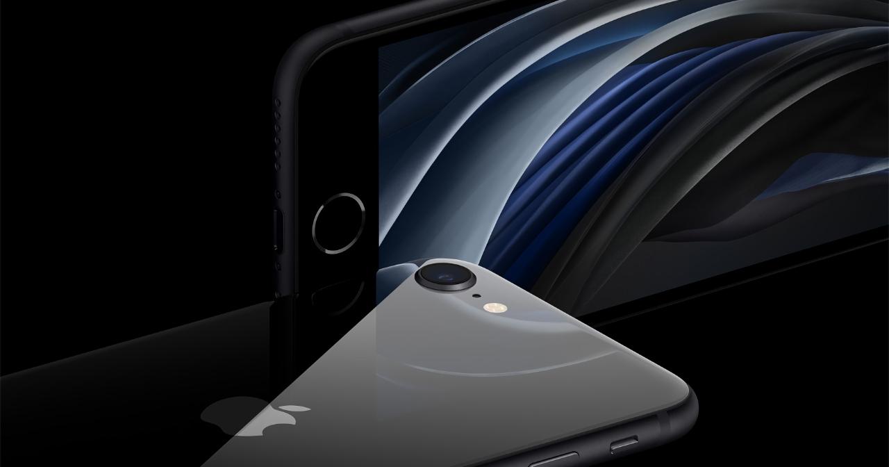 Источник: iPhone SE 3 получит старый дизайн, Touch ID и чип, как у iPhone 13