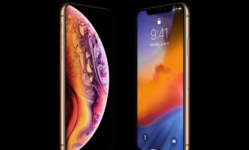 В Сети появился новый рендер iPhone XS