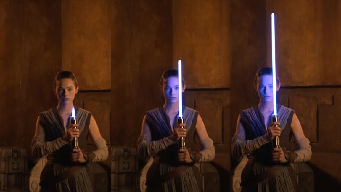 Праздник для фанатов Star Wars: Disney наконец-то показала настоящий световой меч