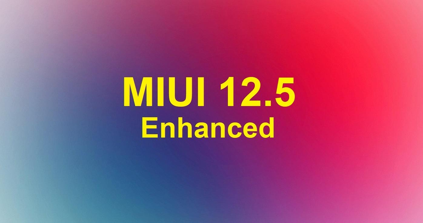 Семь смартфонов Xiaomi получили стабильную прошивку MIUI 12.5 Enhanced