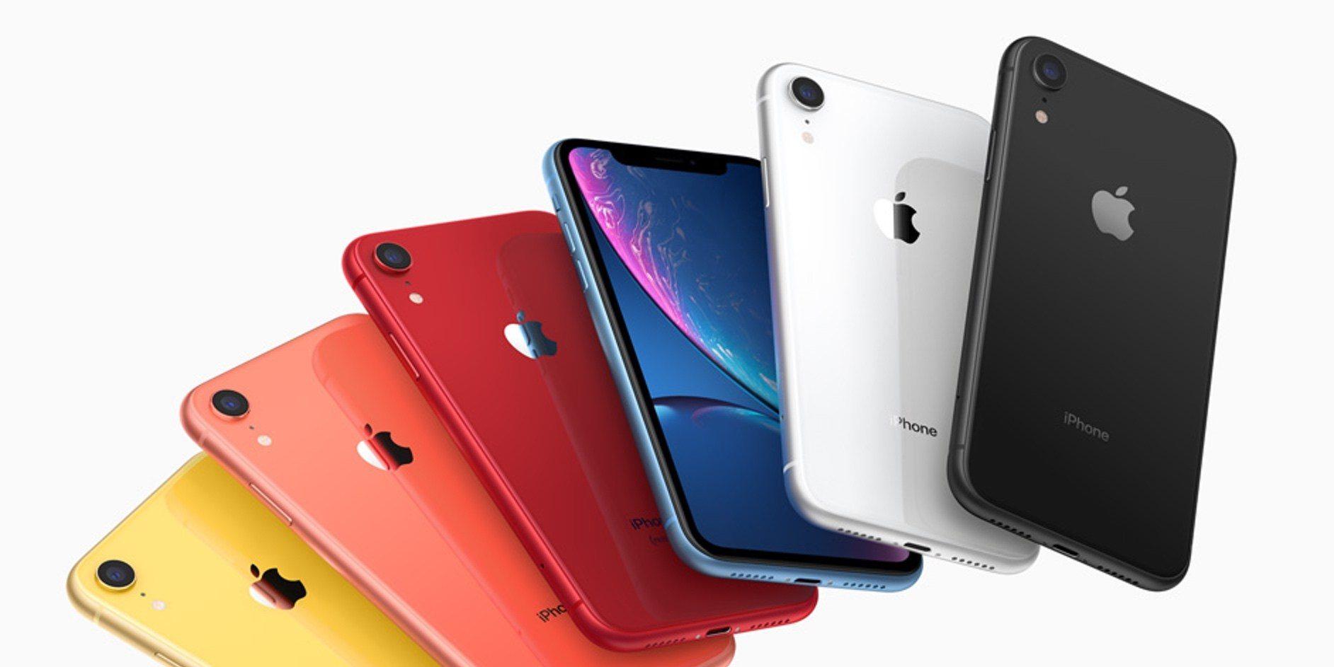 iPhone XR после обновления обошел по производительности iPhone 11 и iPhone 12