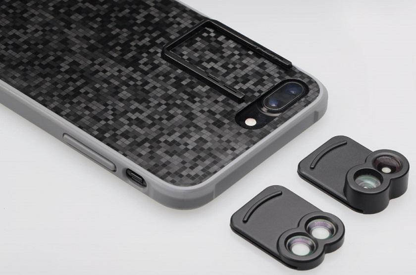 объективы на iphone 7