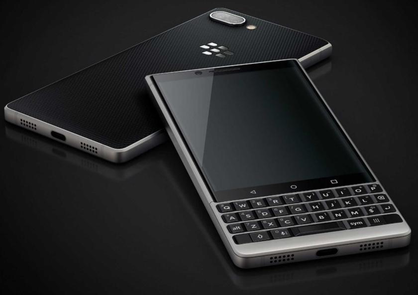 Смартфон BlackBerry KEY2 LEполучит бюджетную платформу и наименьший аккумулятор