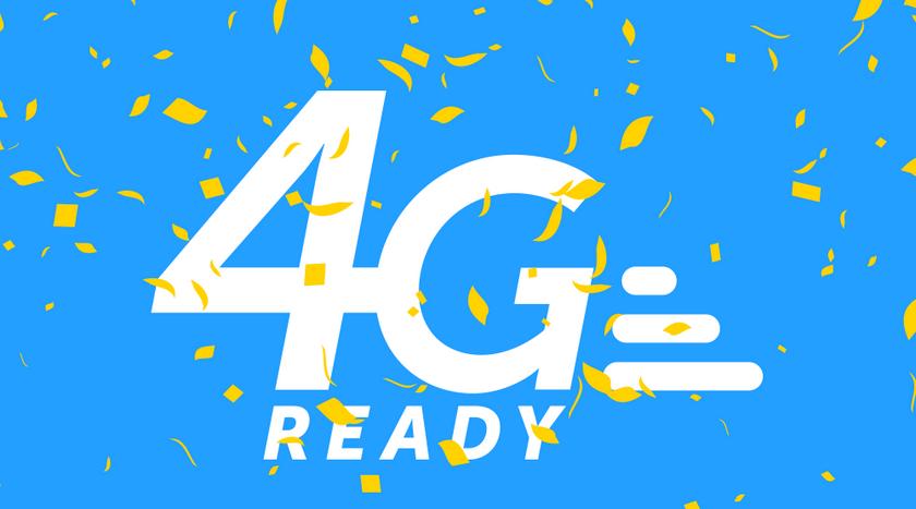 Киевстар даёт всем абонентам безлимитный 4G-интернет