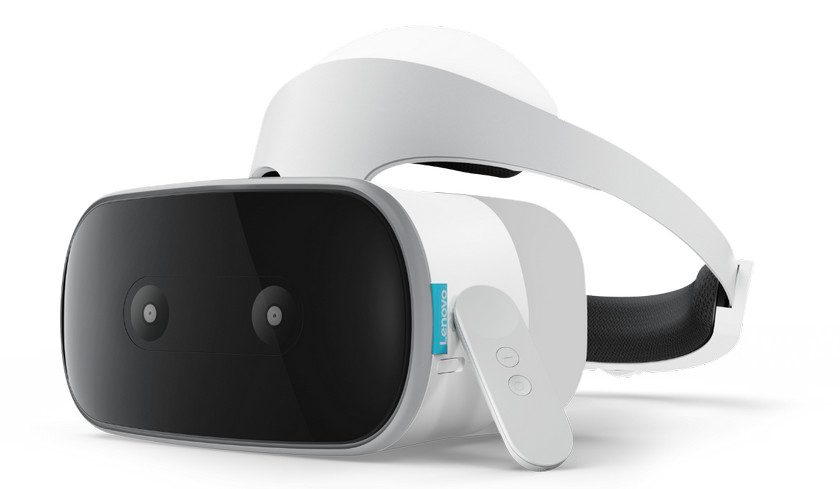 Lenovo Mirage Solo: the first stand-alone VR helmet for Google Daydream