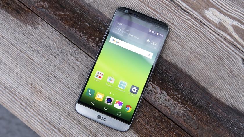 LG готовит обновление Android 8.0 Oreo для LG G5