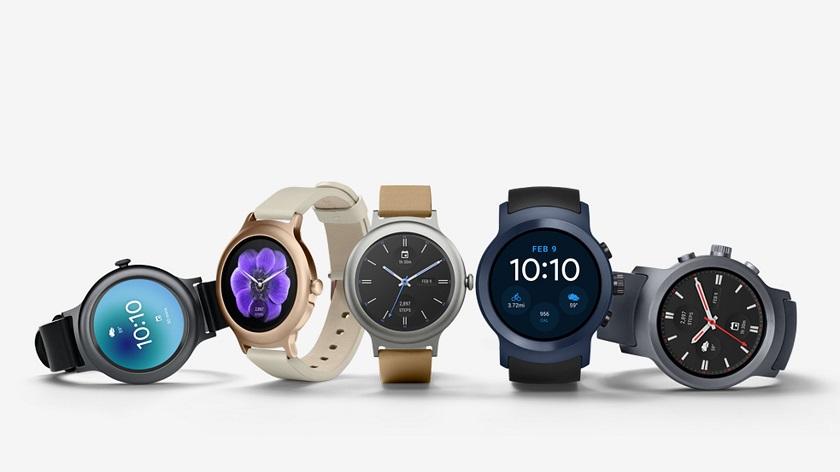 ... Style и Watch Sport. Google и LG официально представили первые часы на Android  Wear 2.0 9e606550d220f