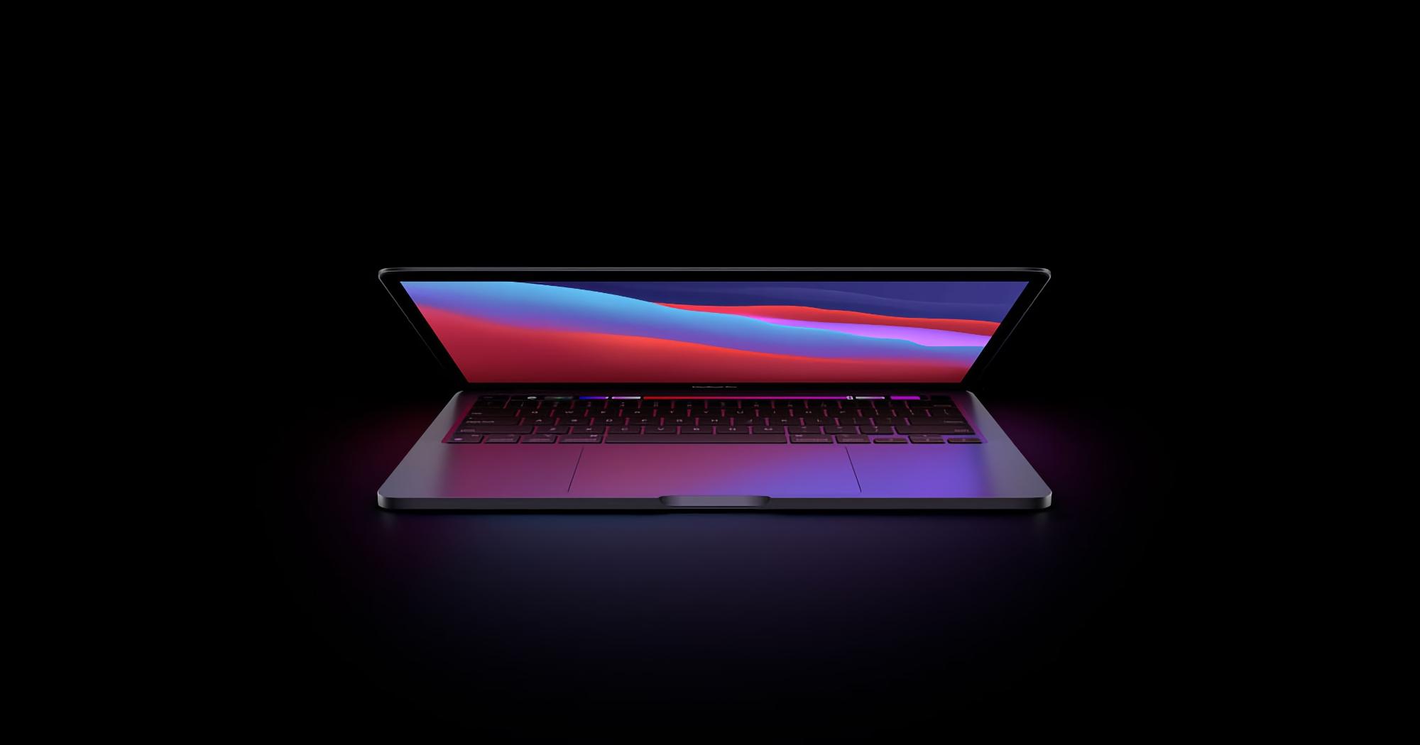 Марк Гурман: Apple представит 14 и 16 дюймовый MacBook Pro с чипом M1X в этом месяце