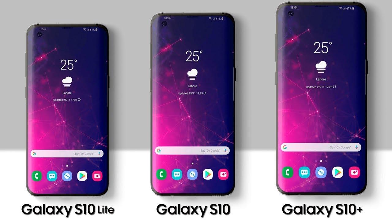 Утечка Samsung Galaxy S10: первое «живое» фото