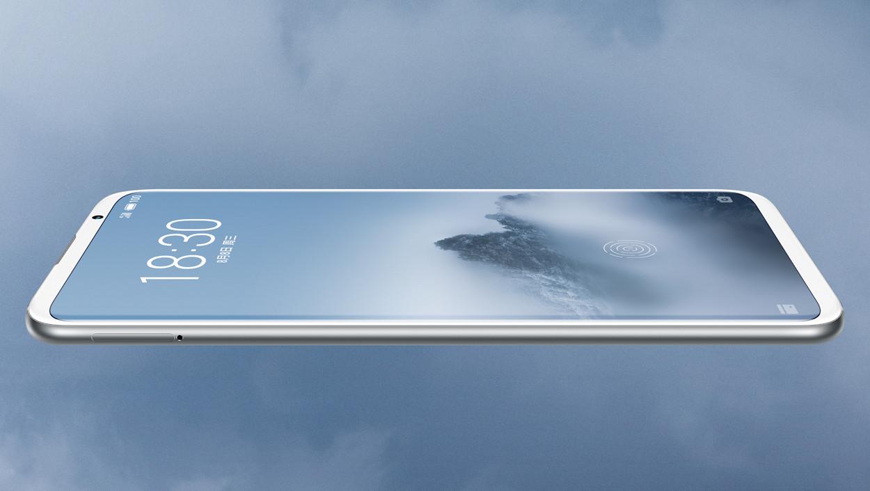Meizu 16 Plus cосканером отпечатков вэкране засветился нафото— Слухи