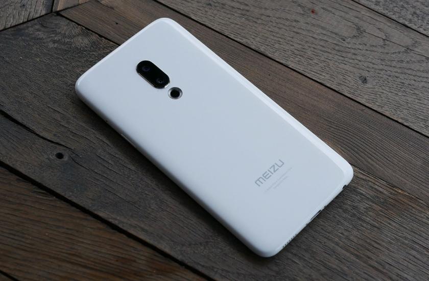 Meizu 16, возможно, получит сканер отпечатков пальцев под экраном