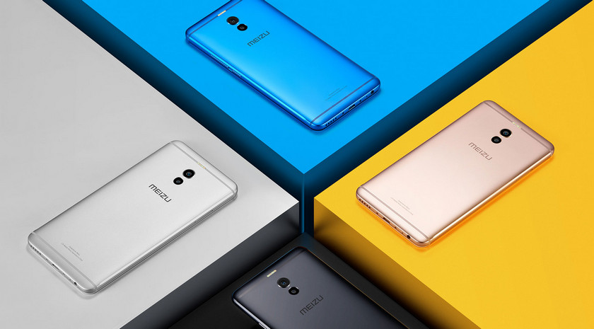 Smartphones Meizu M6 and M6 Note already in Ukraine: new bestsellers