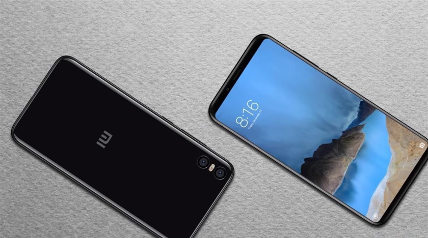 The network has photos of covers for Xiaomi Mi 7