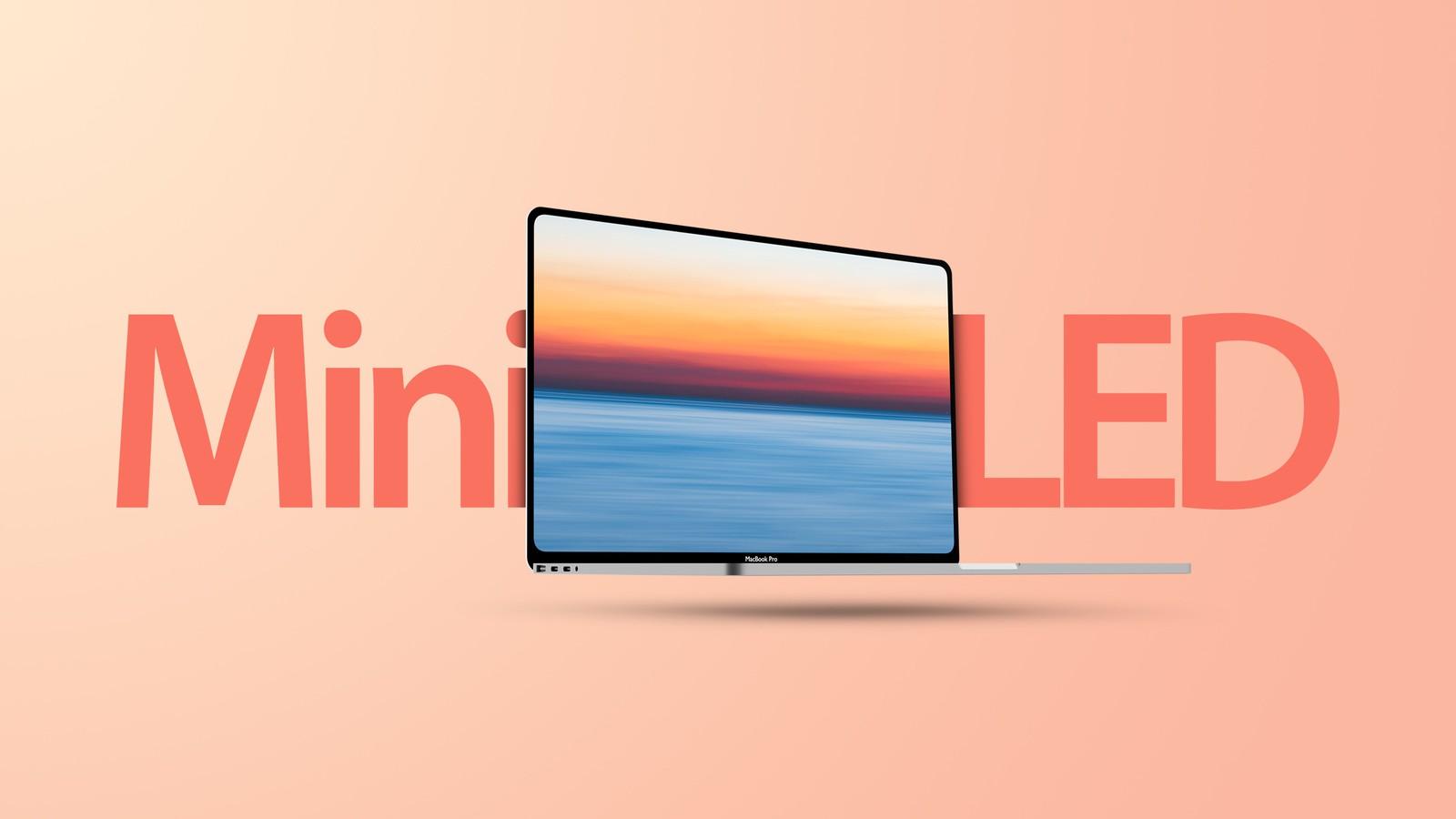DigiTimes: Apple выпустит новый MacBook Pro с фирменным ARM-чипом и экраном miniLED в сентябре